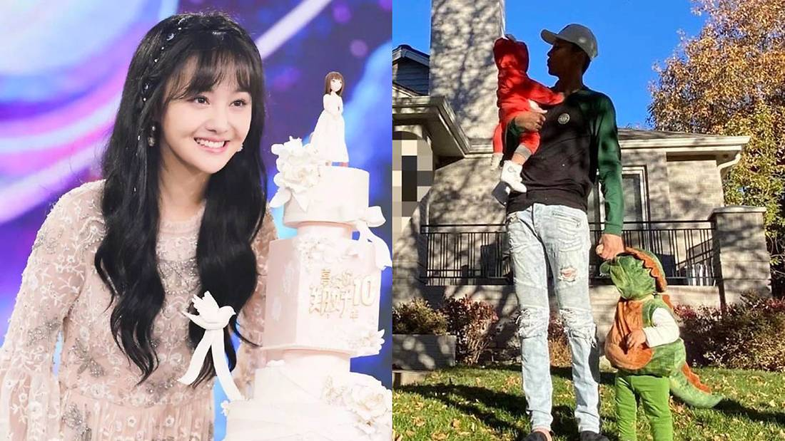 Chinese Actress Zheng Shuang Denies Ex-Boyfriend's Claims That She Abandoned Their 1-Year-Old Children, Who Were Born Via Surrogacy, In The US
