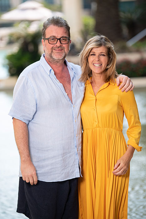 Kate Garraway shares rare video of son Billy amid husband Derek Draper health battle