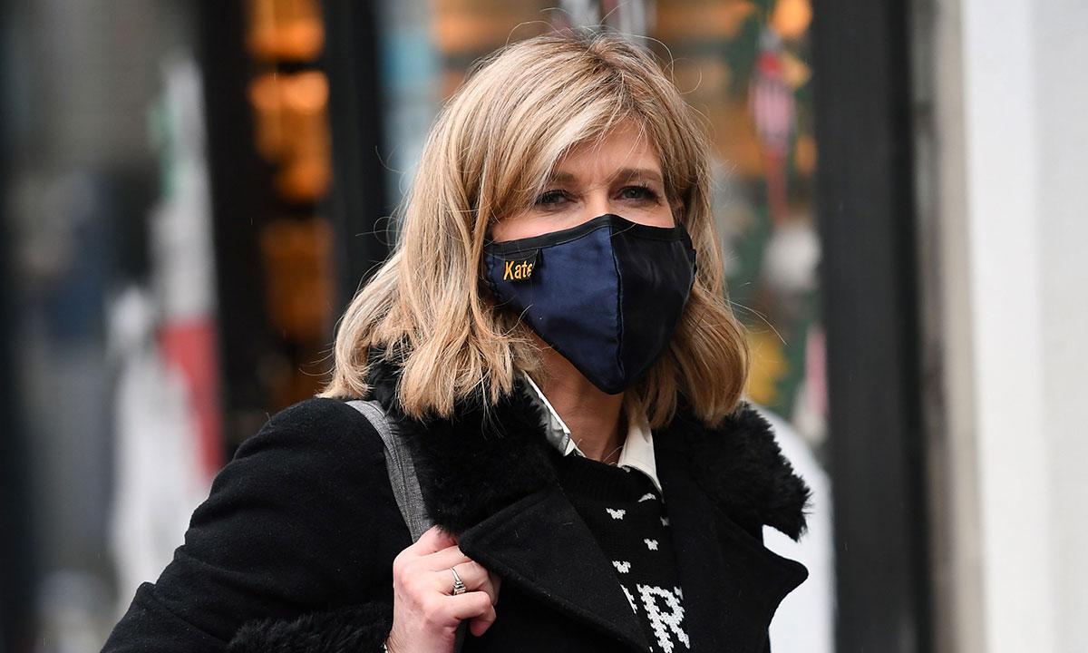 Kate Garraway reveals fresh heartache as she admits she's been feeling 'low'