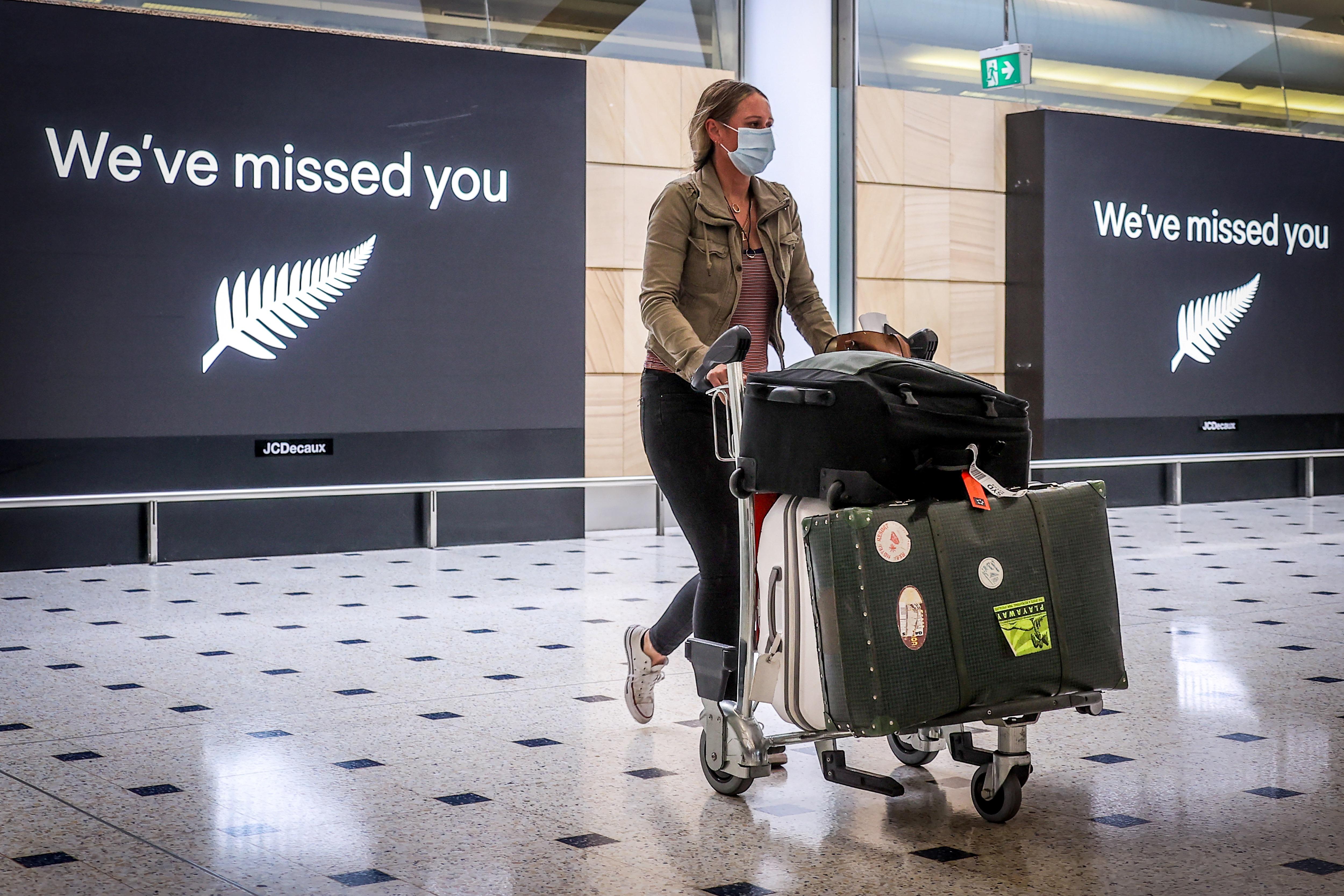 """澳洲总理:新加坡是澳洲下一个推出""""旅游泡泡""""的明显对象"""