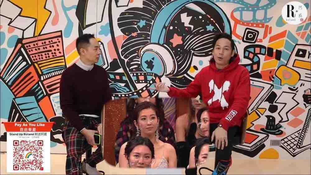 Former TVB Host, Plato Lai, Says Ex-Girlfriend, Yoyo Chen, Always Had a Stank Face