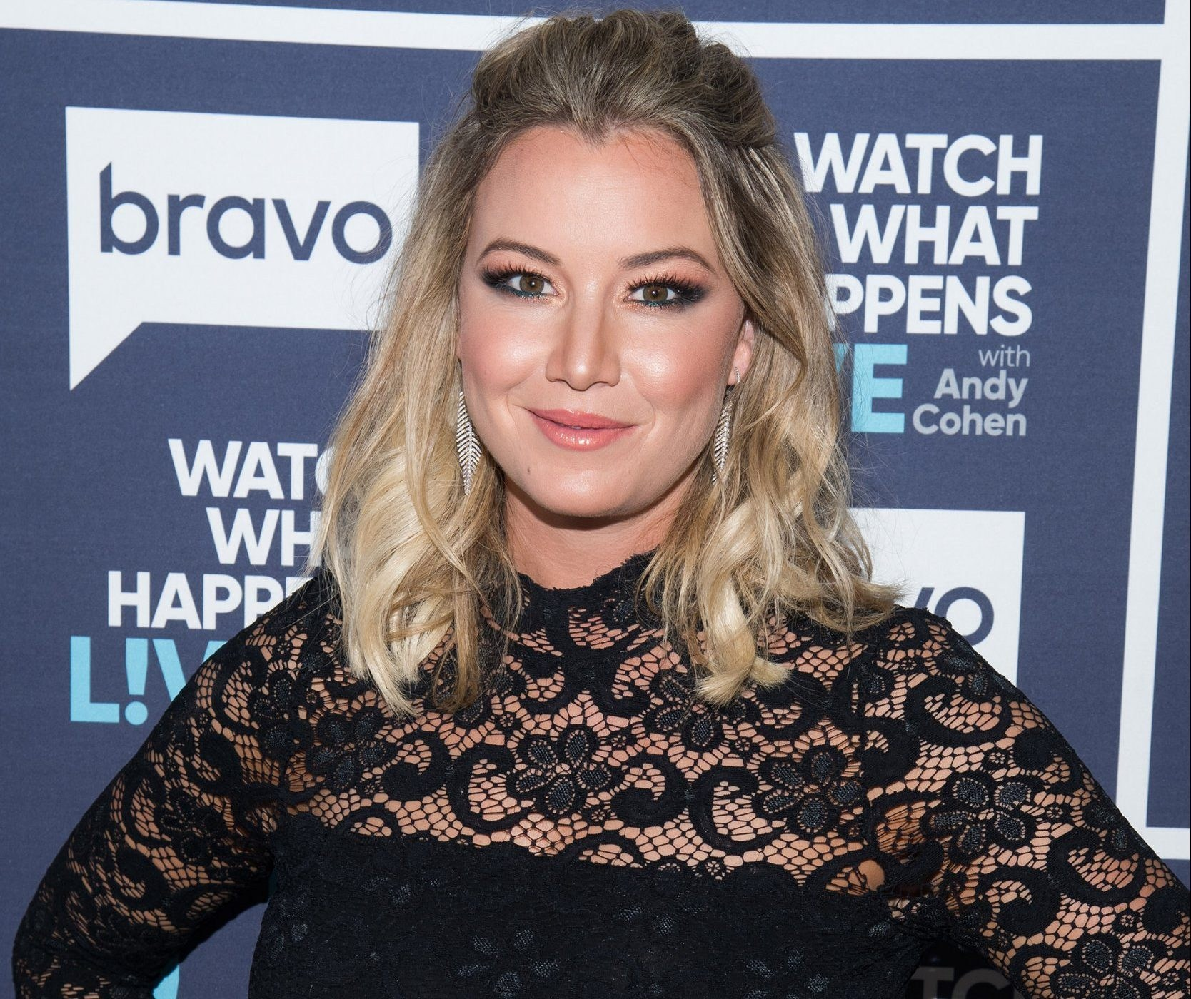 Below Deck Med's Hannah Ferrier claps back at mum-shamer over holiday snap: 'She was inside napping'
