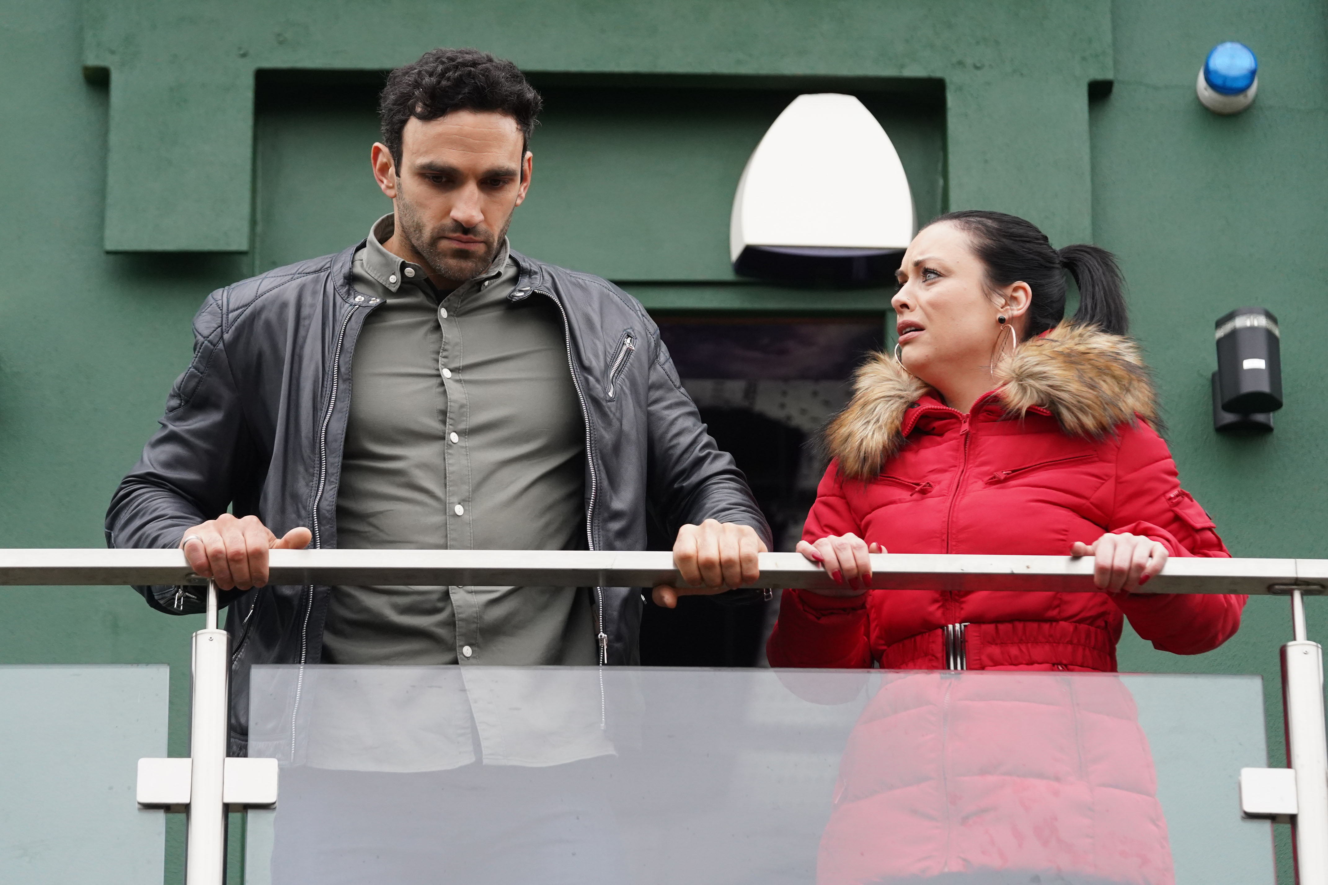 EastEnders spoilers: Shona McGarty confirms romance for Whitney Dean and Kush Kazemi