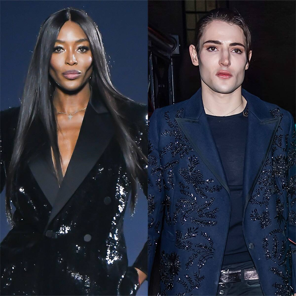"""Naomi Campbell Pays Tribute to """"Beautiful Godson"""" Harry Brant After His Death"""