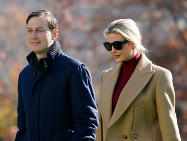 Ivanka Trump & Jared Kushner Move Into Another Luxury Home For a Year-LongVacation