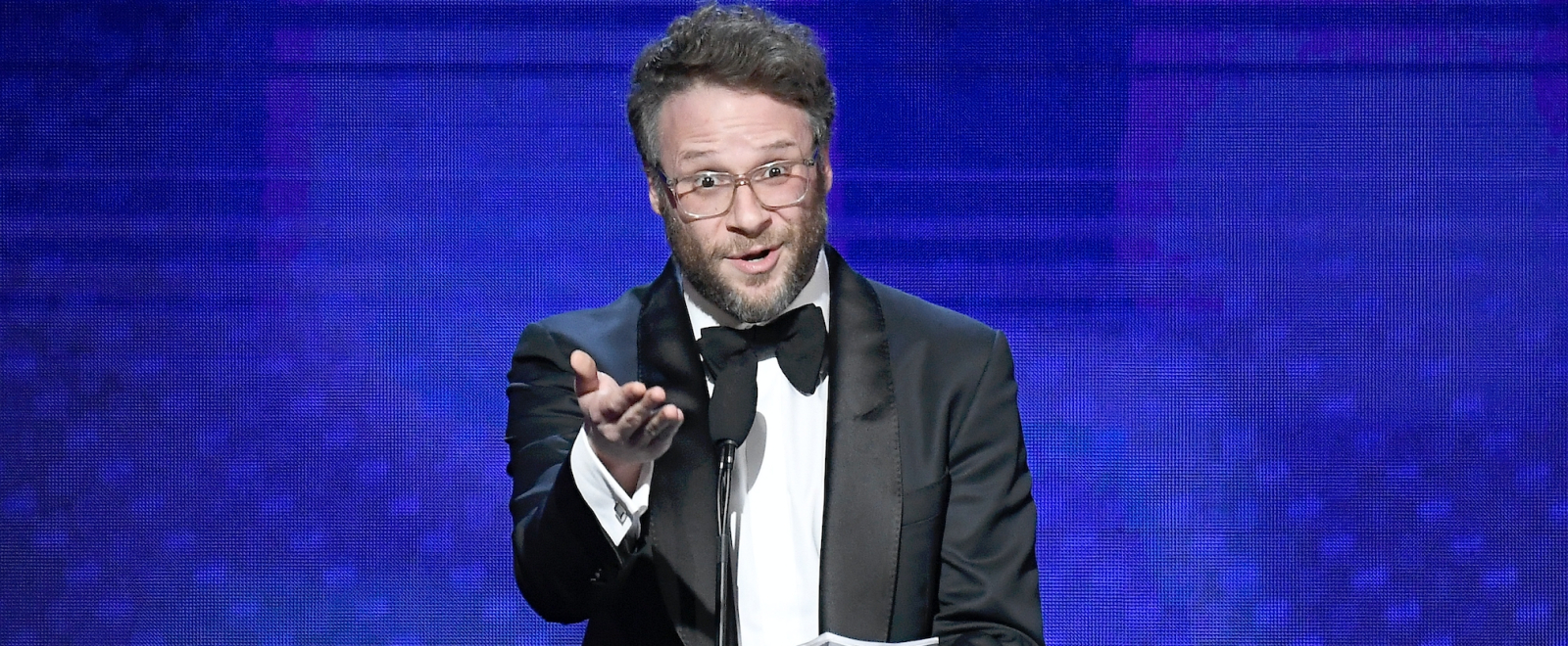 Seth Rogen Is Delighted That 'Clown' Ted Cruz Sees His Tweets That Label Him As A 'Fascist'