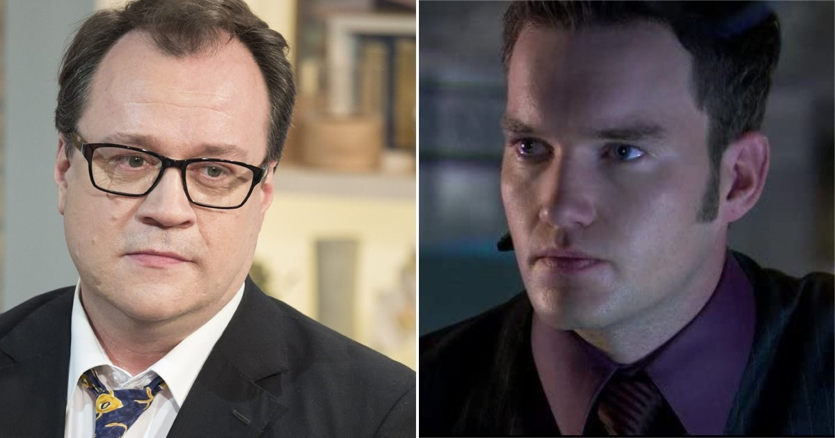 Torchwood star admits he was 'oversensitive' about Russell T Davies casting gay actors in gay roles after 'sulky' tweet