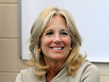 Dr. Jill Biden Is Making Herself at Home in DC — Something the Trumps NeverDid