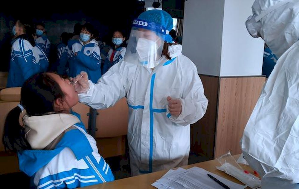 Covid-19 pandemic on the rise again globally