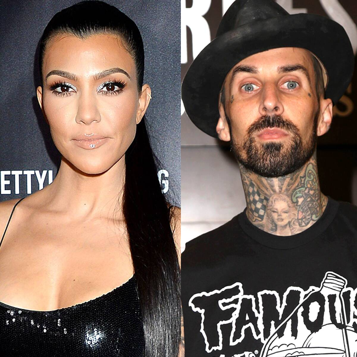 Kourtney Kardashian Makes Her Relationship With Travis Barker Instagram Official