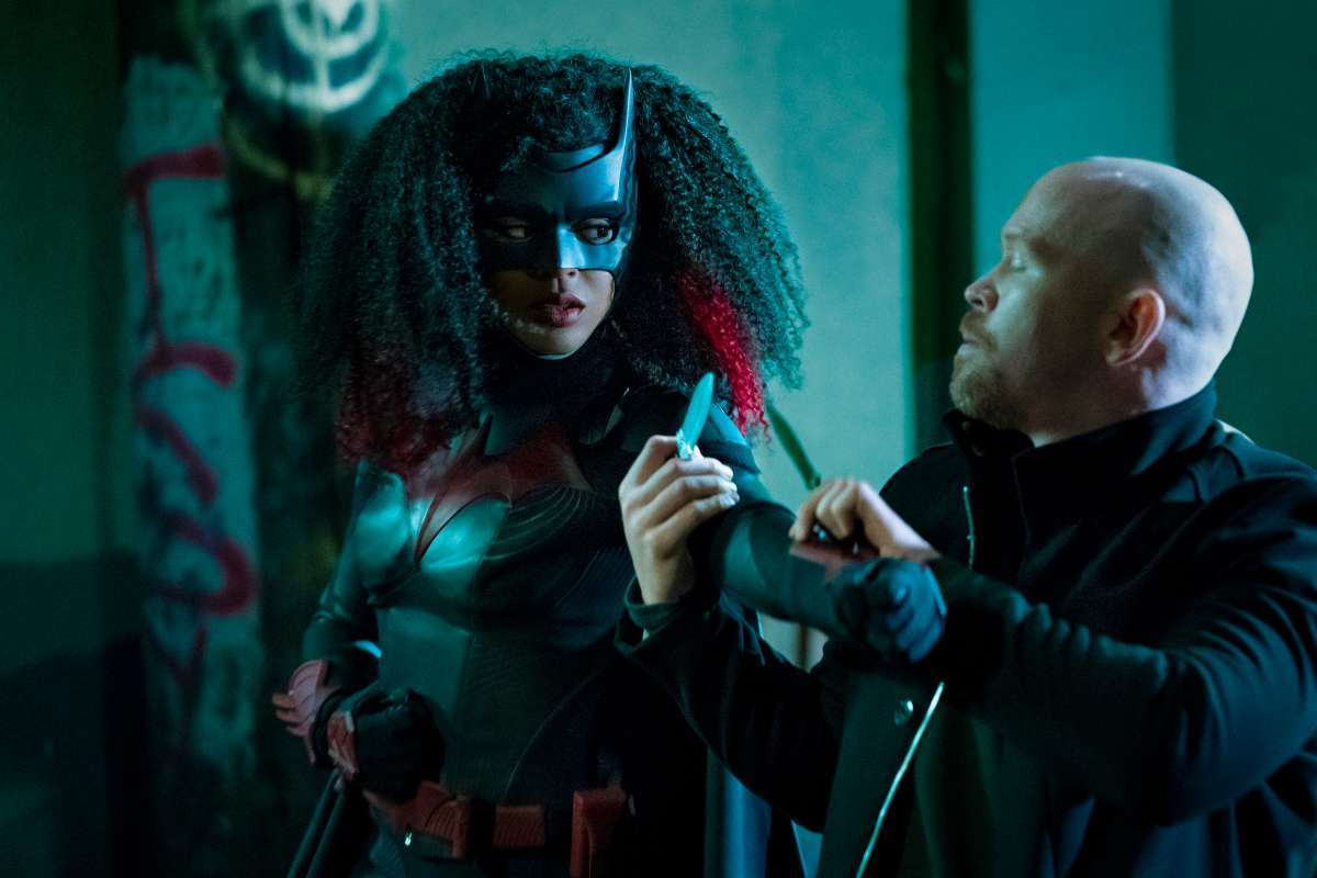 Batwoman: Alex Morf Breaks Down Victor Zsasz's Big Batman Connection
