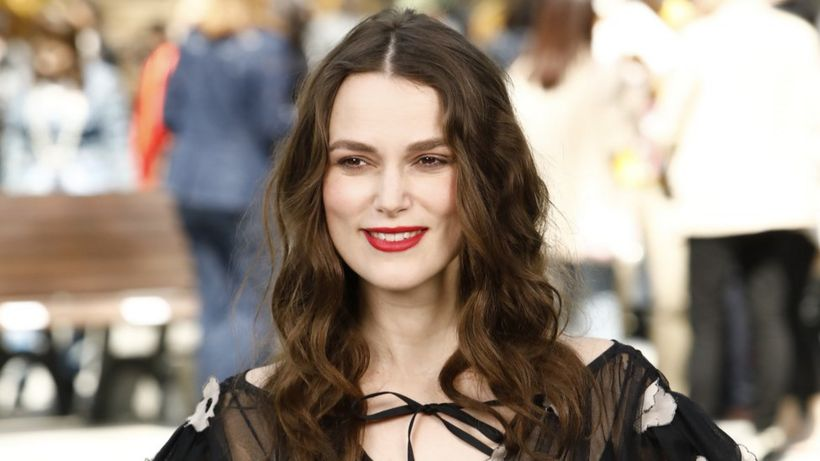 Keira Knightley rules out sex scenes directed by men