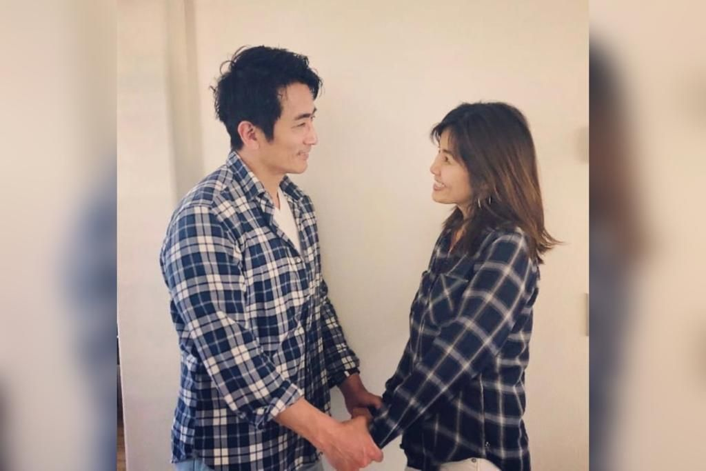 Korean actor Cha In-pyo says 'I love you' 6 times a day to wife, Shin Ae-ra