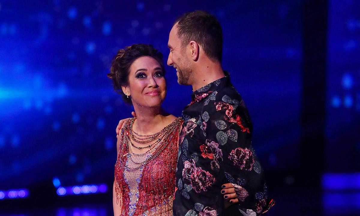 Myleene Klass breaks silence after shock Dancing on Ice exit