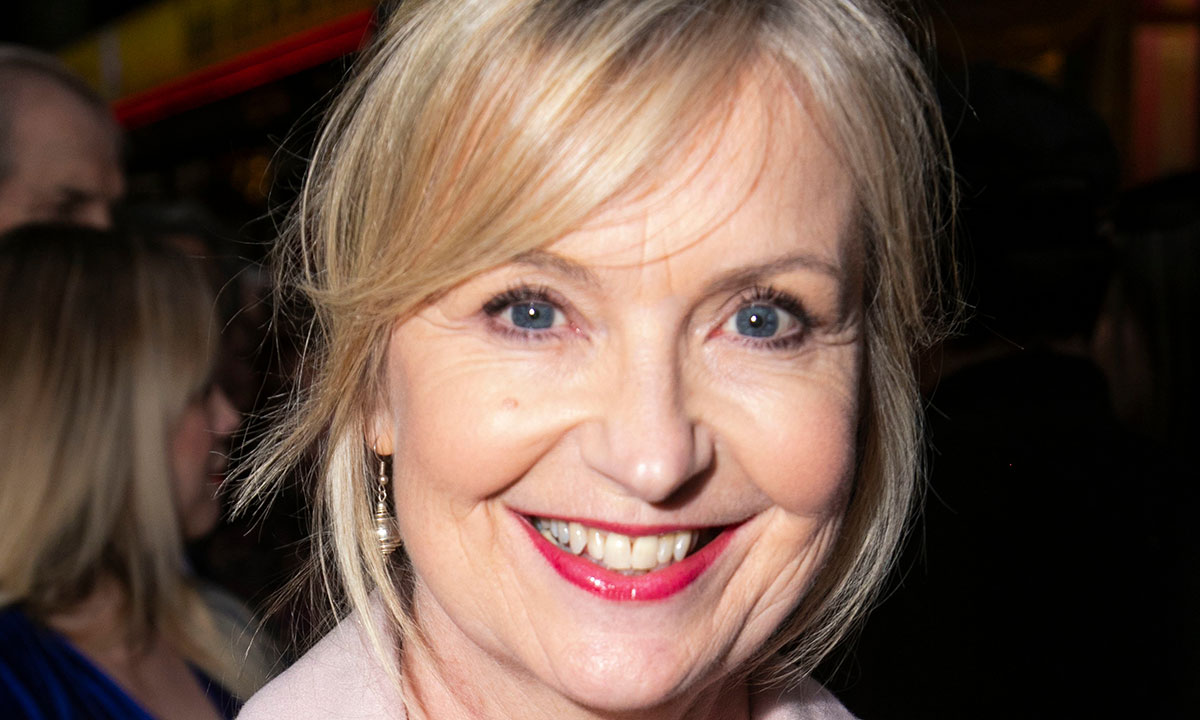 BBC Breakfast's Carol Kirkwood reacts to fan's cheeky comment in the best way