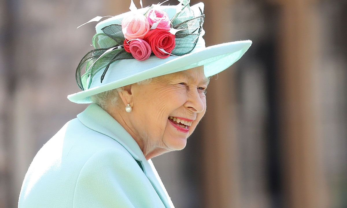 The Queen is making a change to her team - and it's incredible