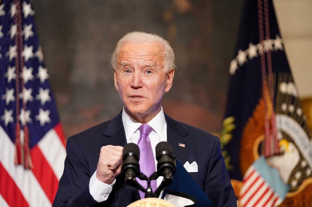Biden to push trillions in investment, plead for police reform in Congress speech