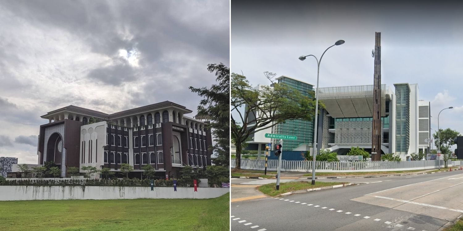16-Year-old s'porean plans attacks on 2 Woodlands mosques, gets arrested by isd