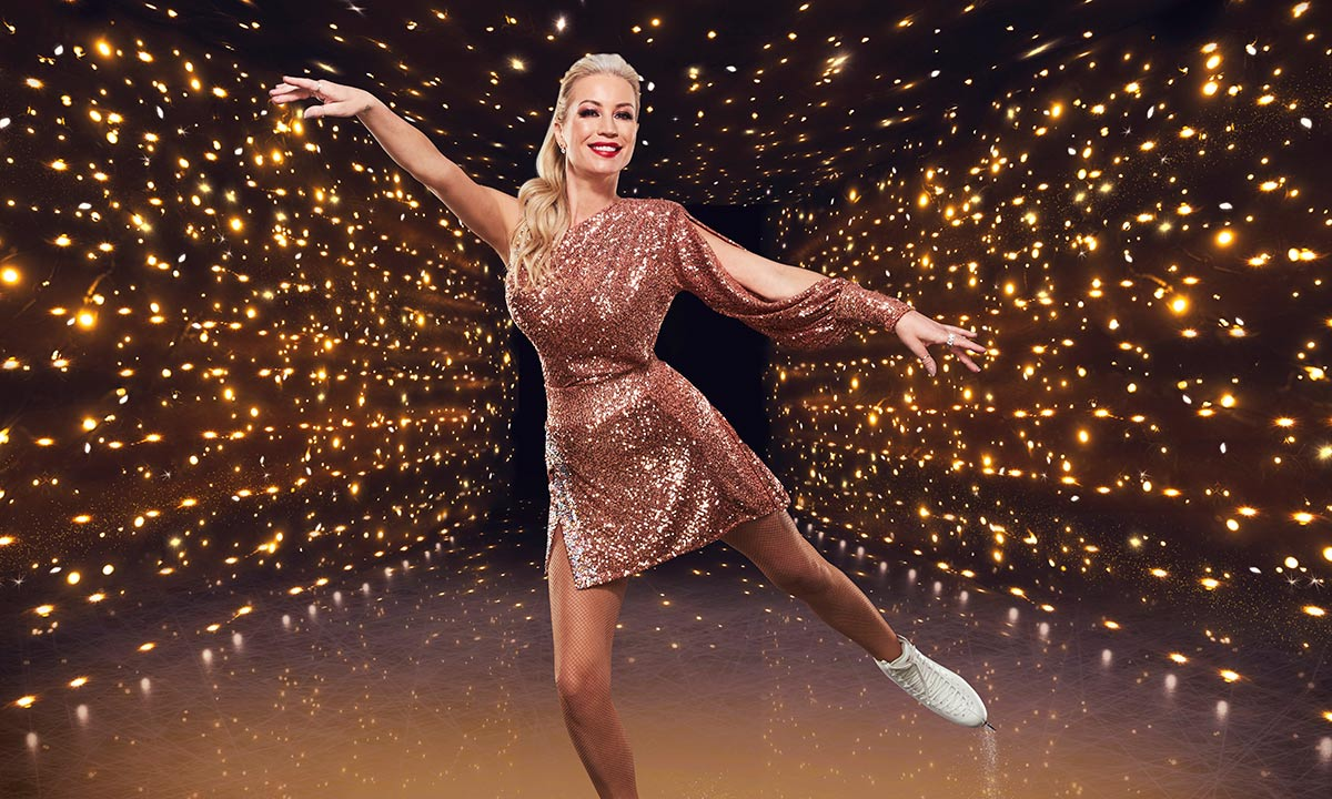 Denise Van Outen quits Dancing on Ice after shock injury