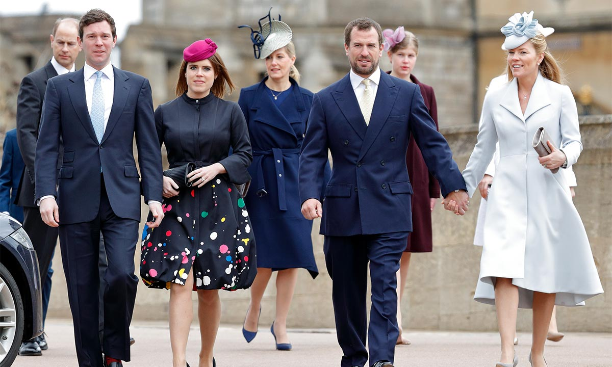 The surprising way Jack Brooksbank is related to the royal family
