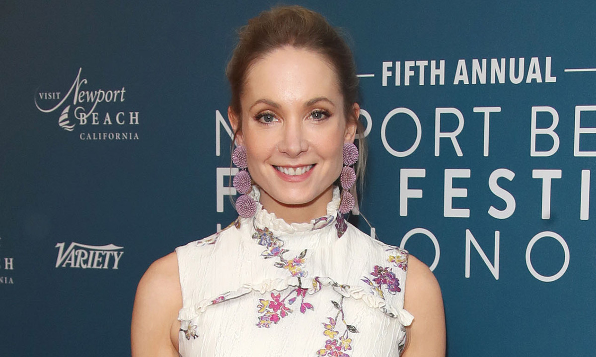 Downton Abbey's Joanne Froggatt shares behind the scenes photo of exciting project