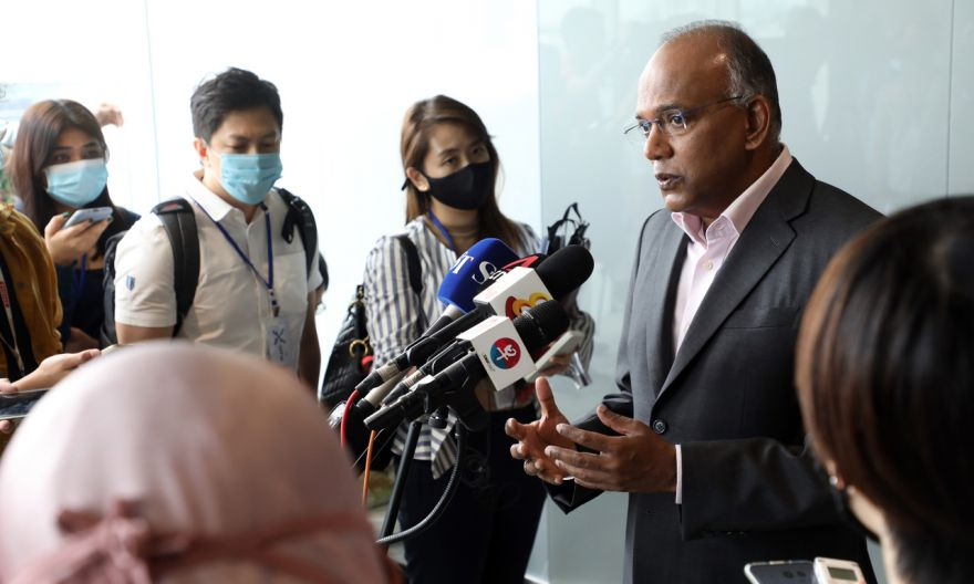 Teen detained for planning mosque attacks: Rise of right-wing extremism in Singapore worrying, says Shanmugam