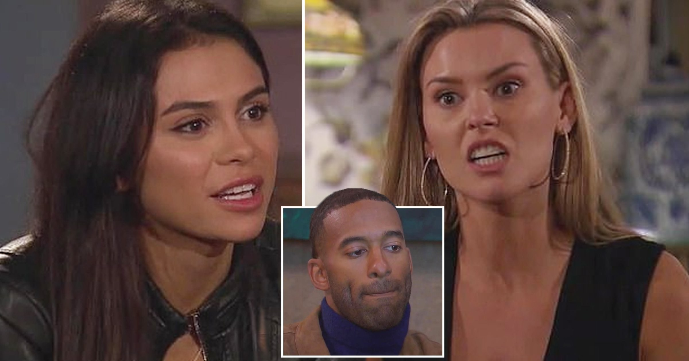 The Bachelor 2021: Viewers defend Brittany Galvin as Anna Redman makes shocking escort claims