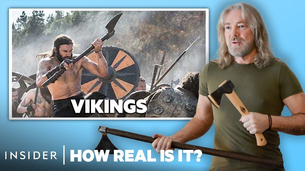 Viking-Ax Expert Rates 11 Ax Fights In Movies And TV | How Real Is It?
