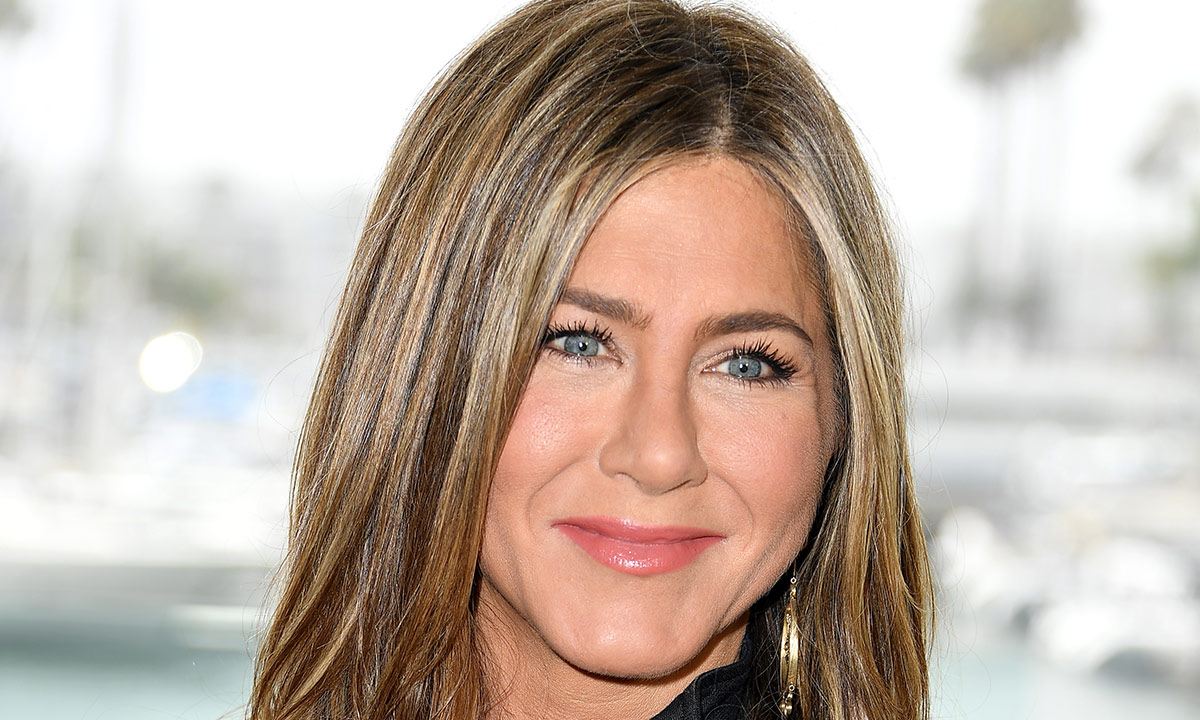 Jennifer Aniston shares exciting news with gorgeous flirty photo as fans react