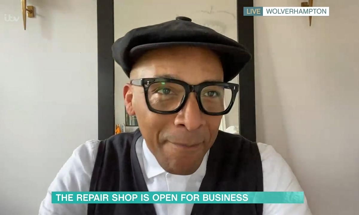 Jay Blades explains reason behind delayed new series of The Repair Shop