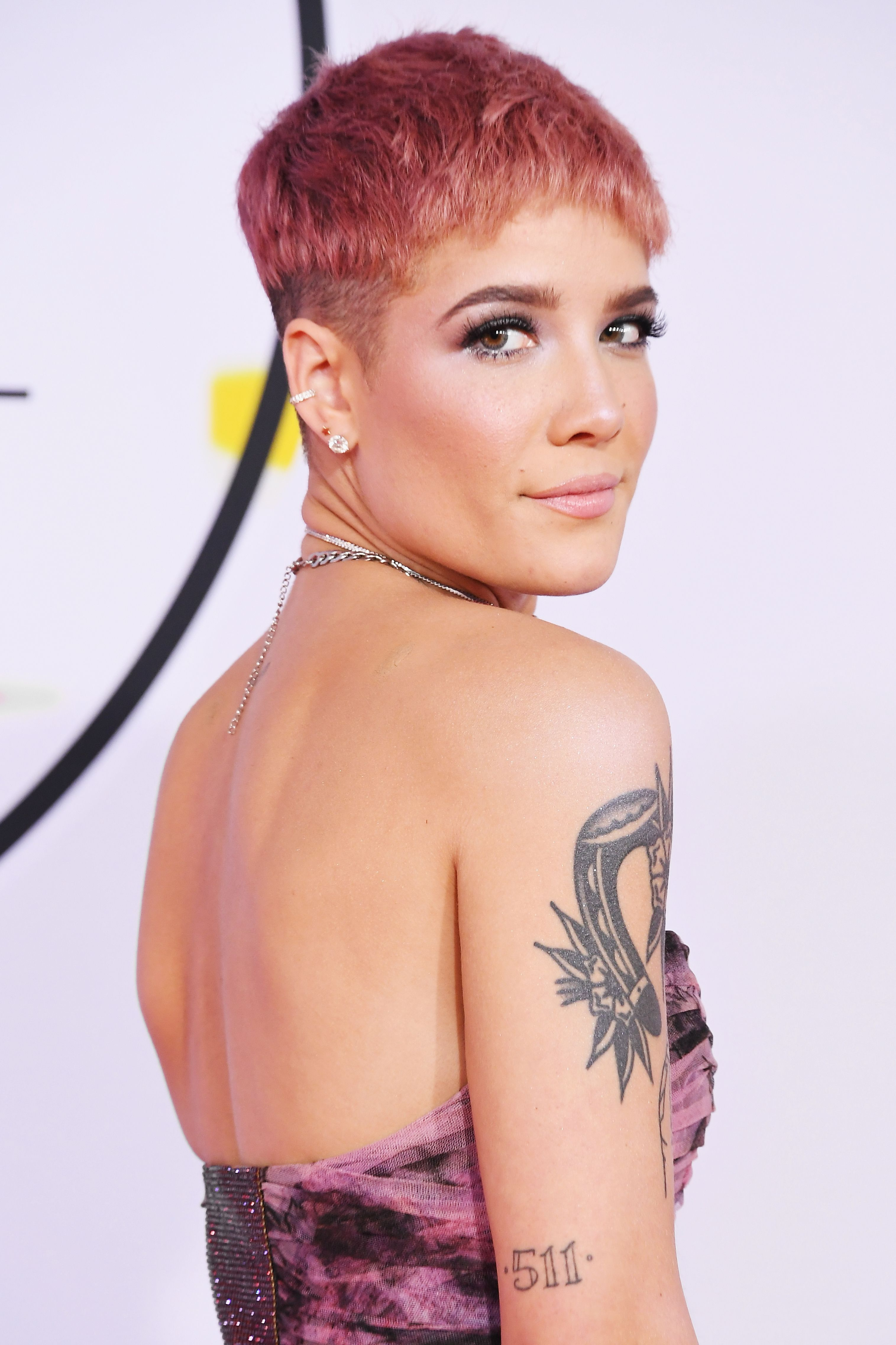 Surprise! Halsey Is Expecting Her First Child