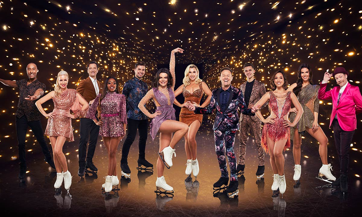 Dancing on Ice hit by Ofcom complaints: details