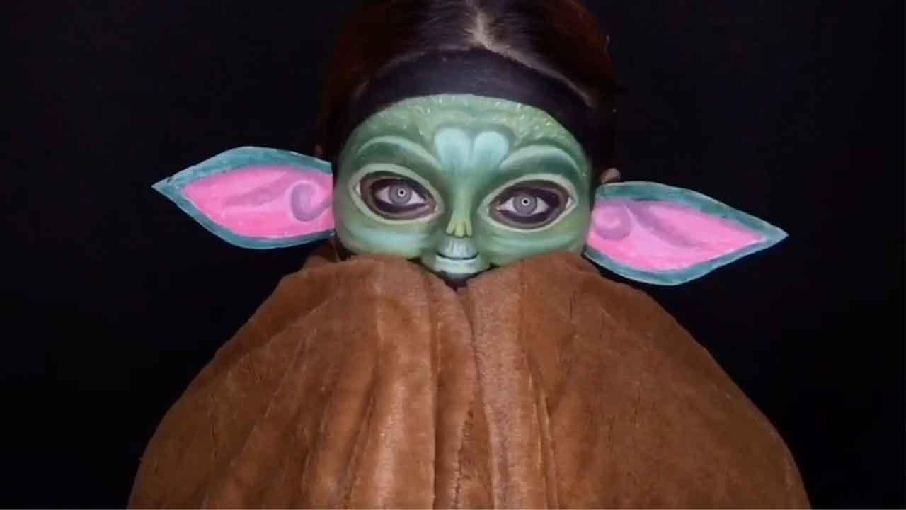 Talented Make-Up Artist Creates Stunning Illusions