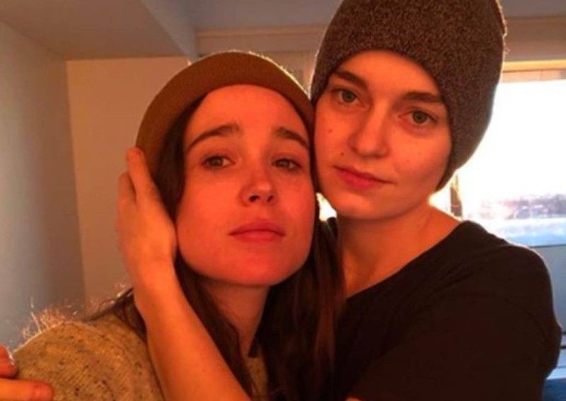 Elliot Page and Emma Portner divorce, will remain close friends