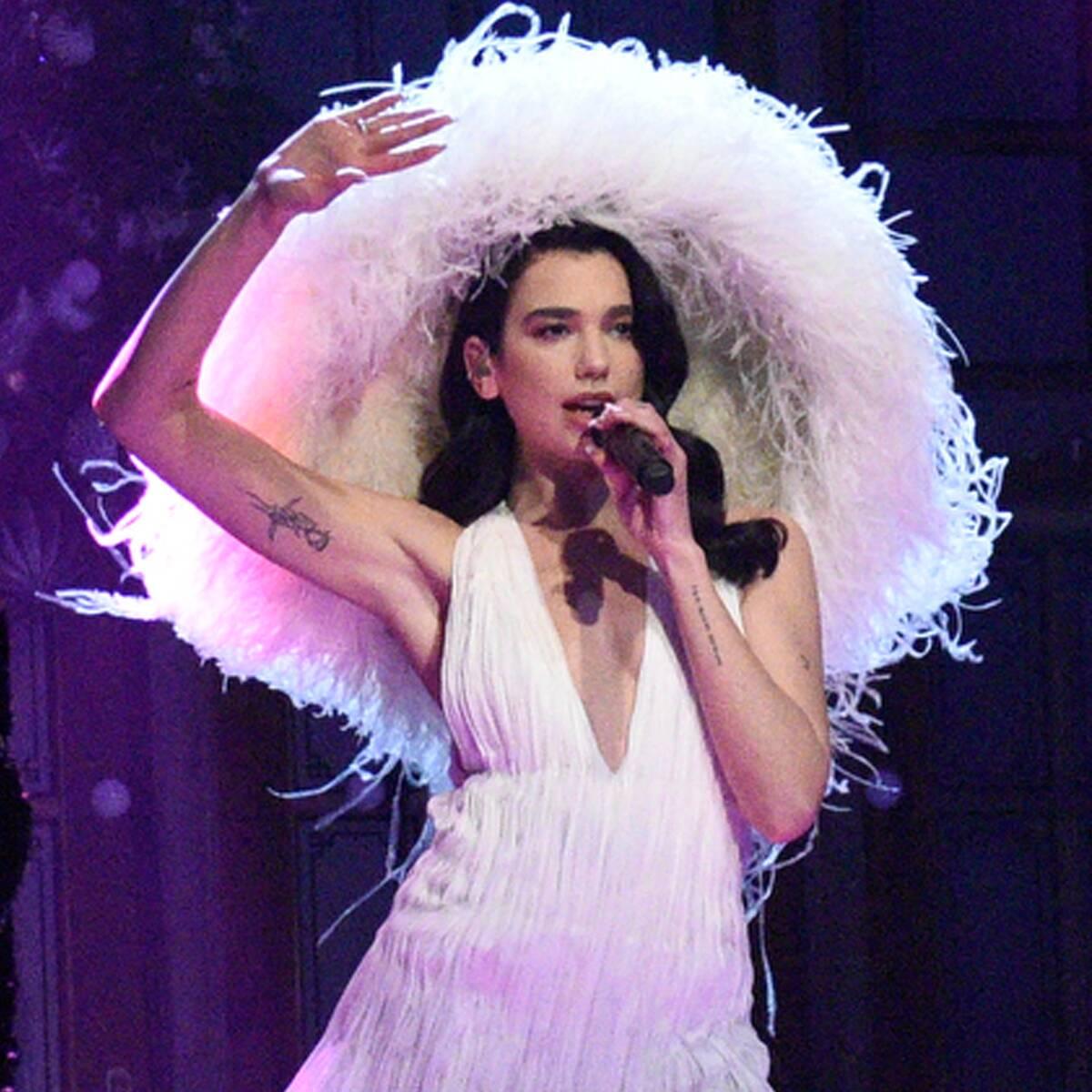 How Dua Lipa Kept Levitating to Become Pop Music's Golden Girl
