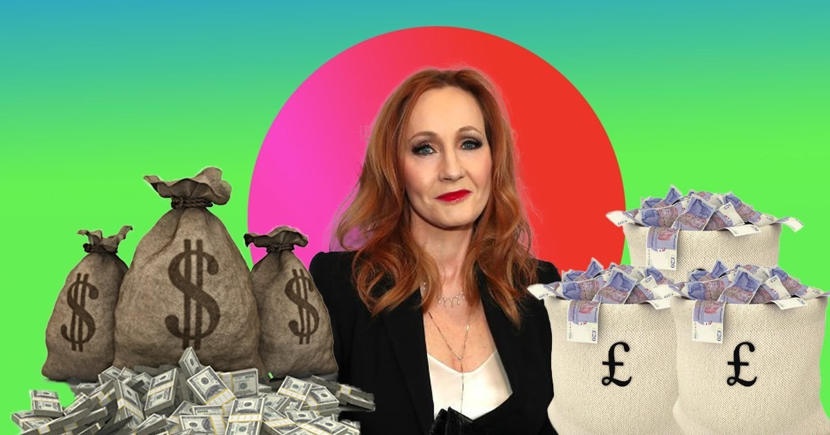 JK Rowling could earn £100m with new Harry Potter TV series at HBO Max despite being 'cancelled'