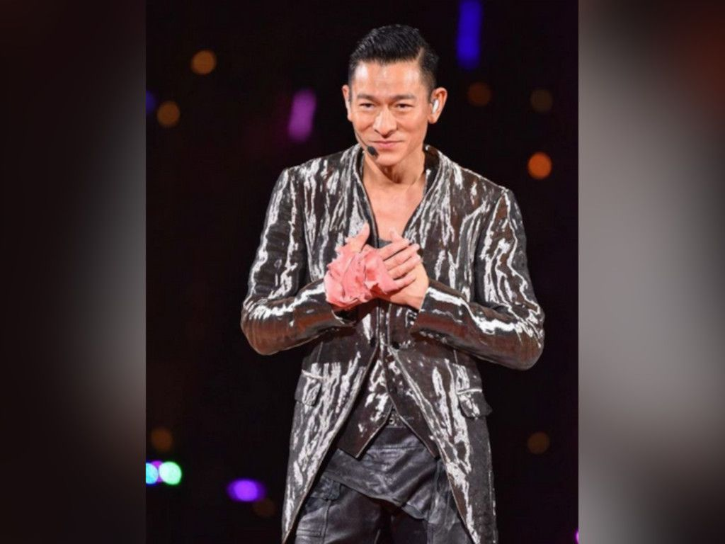 Andy Lau gets 25 million followers on Douyin in 24 hours