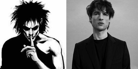 'Sandman' TV series casts Tom Sturridge as Dream, Gwendoline Christie as Lucifer