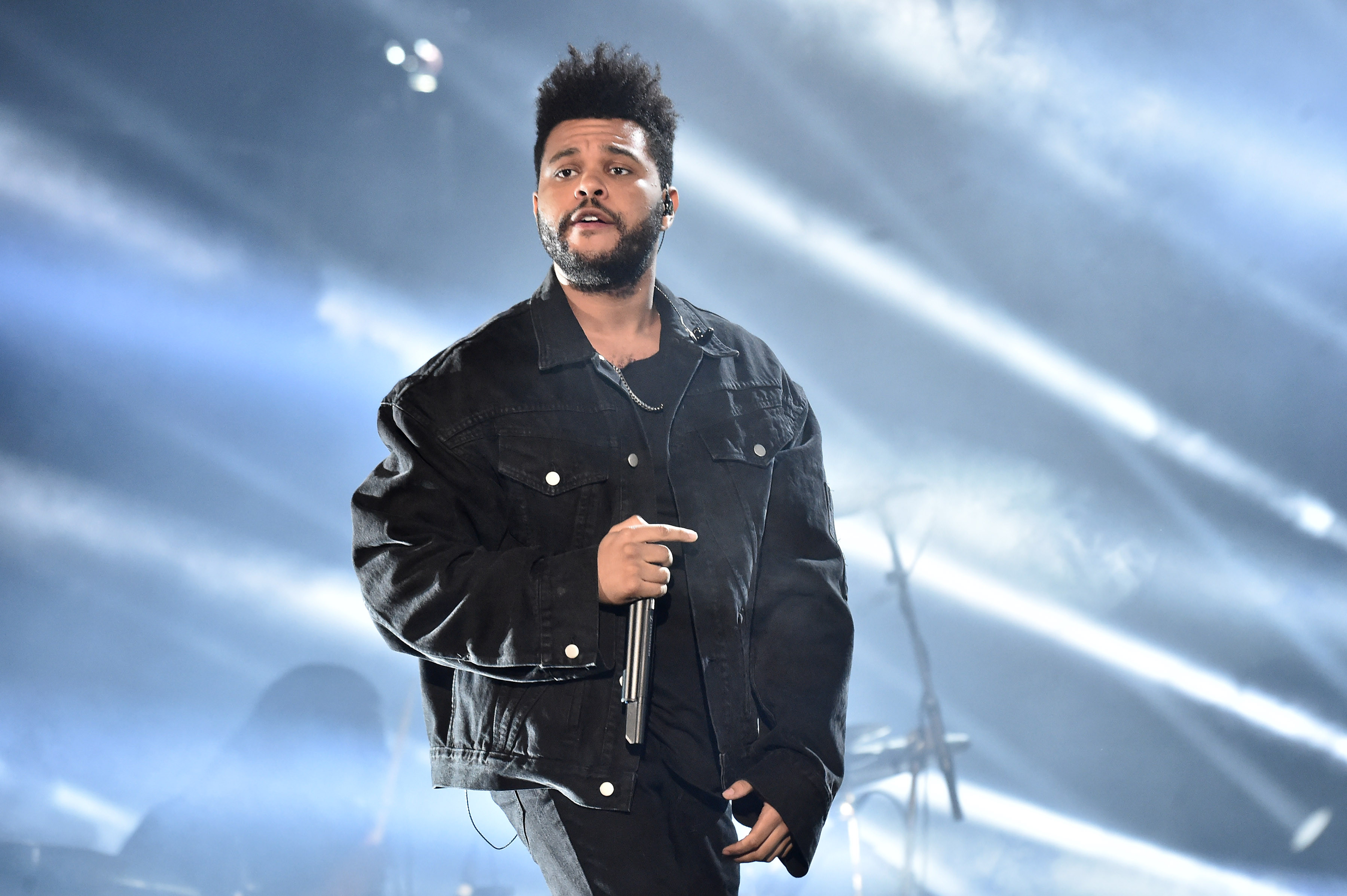 The Weeknd says his previous Grammy wins 'mean nothing' to him after nominations snub