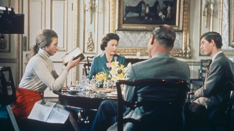 Royal Family documentary briefly resurfaces online