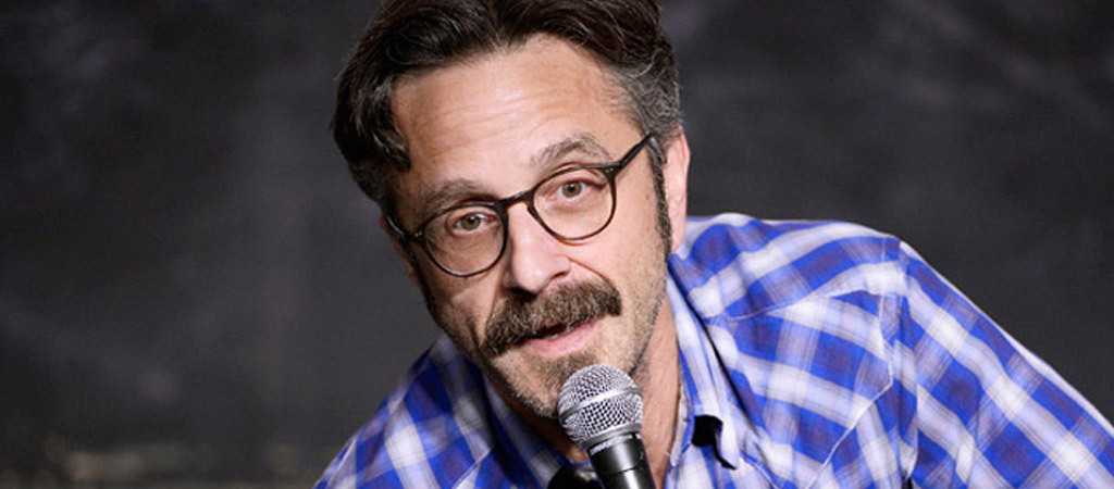 What's On Tonight: Peacock Piles Up *So Many* Stand-Up Comedy Specials, From Marc Maron To D.L. Hughley