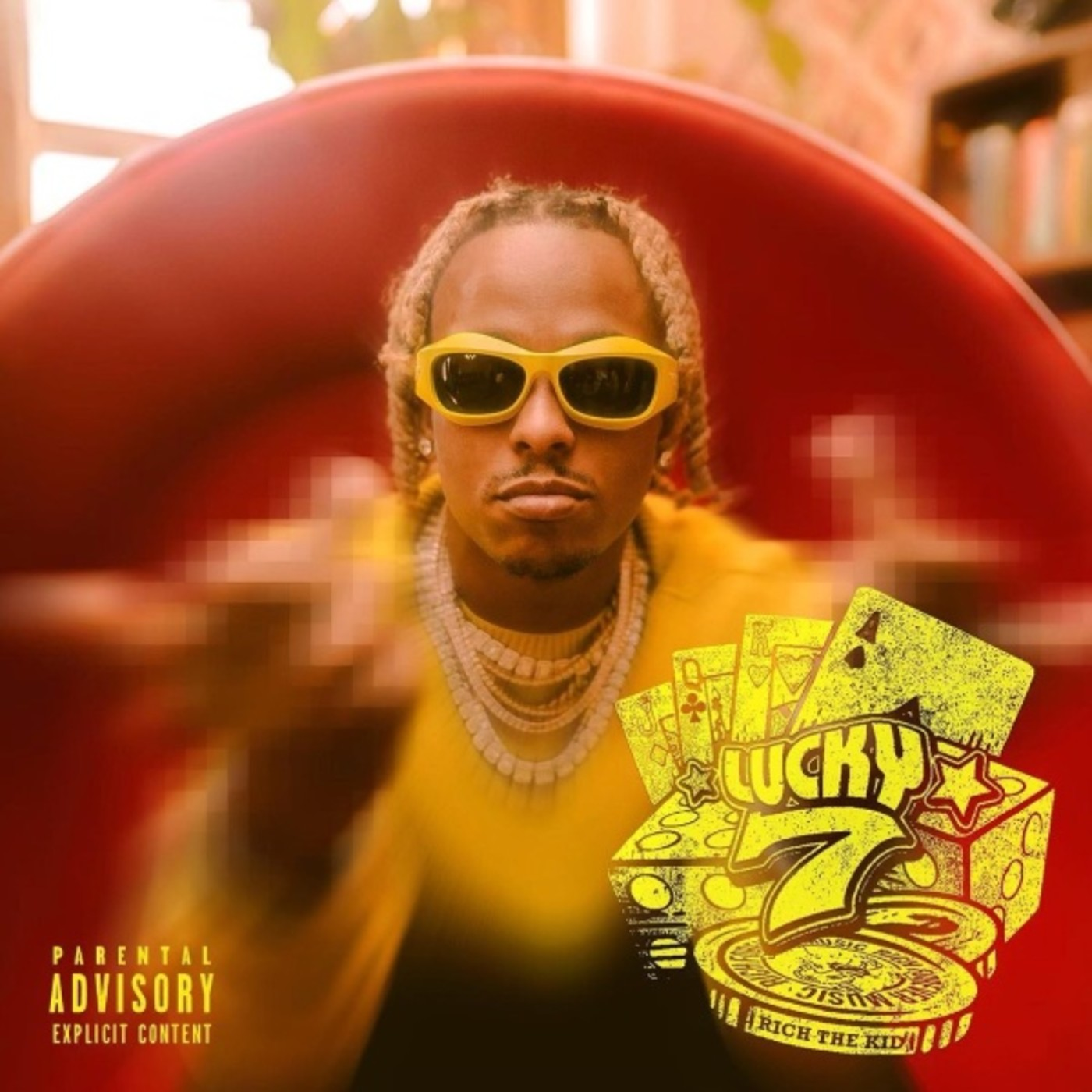Rich the Kid Shares 'Lucky 7' EP f/ DaBaby, Lil Mosey, Rubi Rose, and More