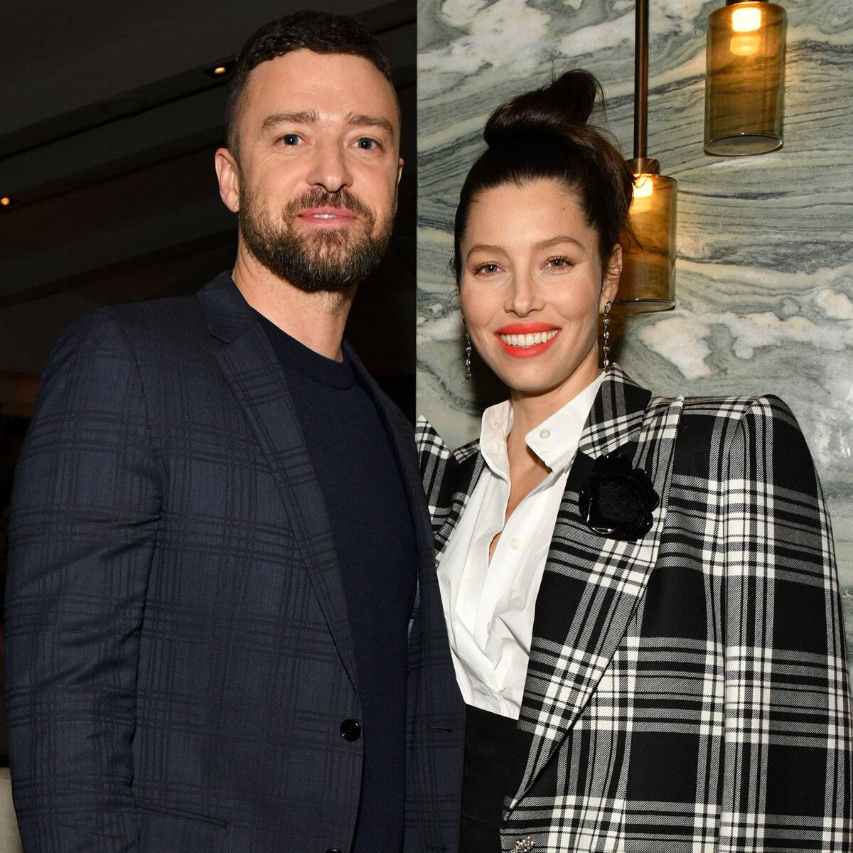 Jessica Biel Reacts as Justin Timberlake Apologizes to Britney Spears and Janet Jackson