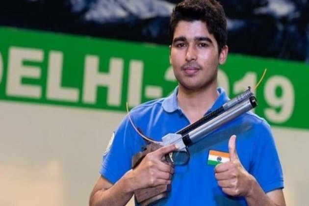 ISSF WC: Saurabh bags silver, Abhishek settles with bronze