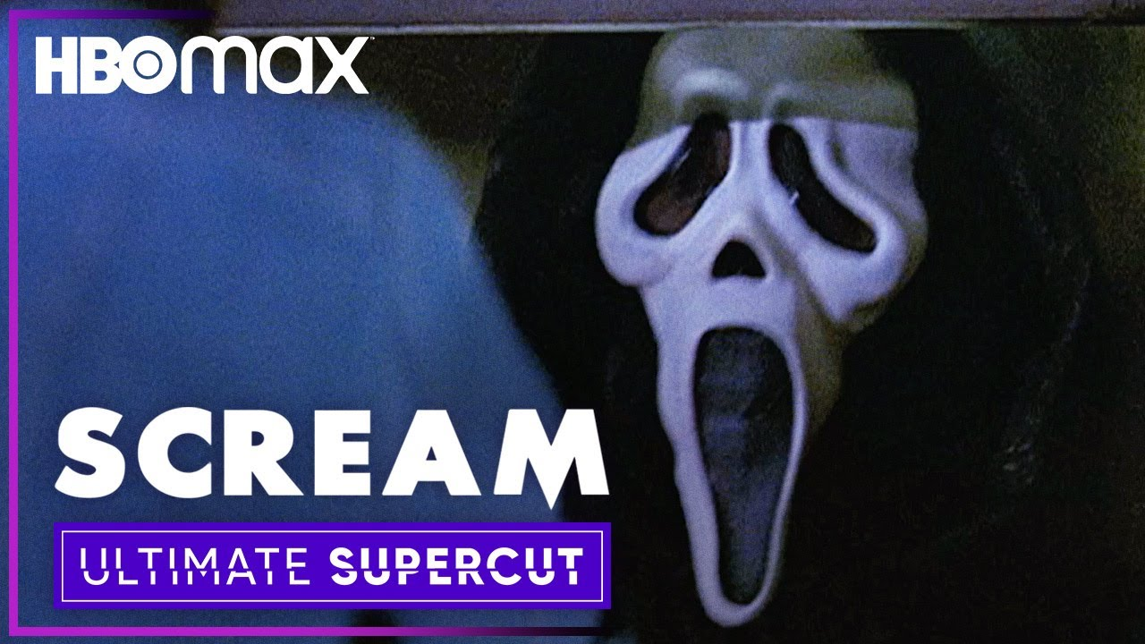 """Every """"Scream"""" In The Movie Scream Ultimate Supercut   How Many Can You Count?   HBO Max"""