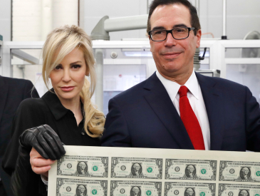Steve Mnuchin's Wife Louise Linton Is Coming Out With What Might Be the Most Tone-Deaf Movie of the Year