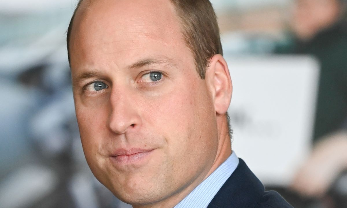 Prince William speaks out against racism following footballers' abuse