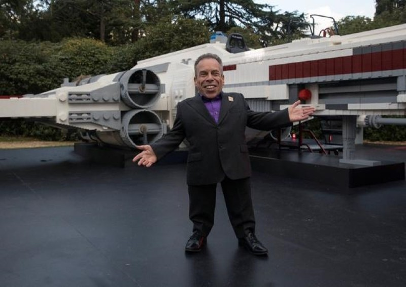 Warwick Davis thinks he wouldn't have made it as an actor if it wasn't for his dwarfism