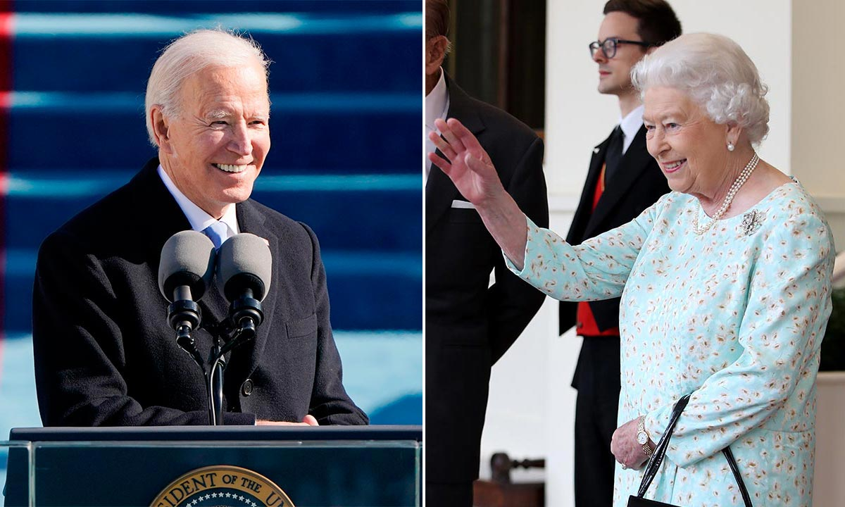 The Queen and senior royals to meet US President Joe Biden this summer - report