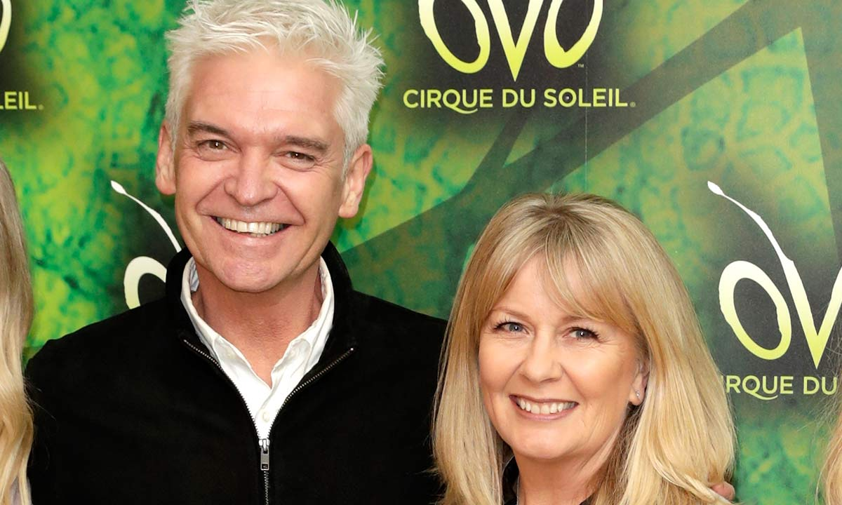 Phillip Schofield reveals how his wife's parents reacted to him coming out as gay
